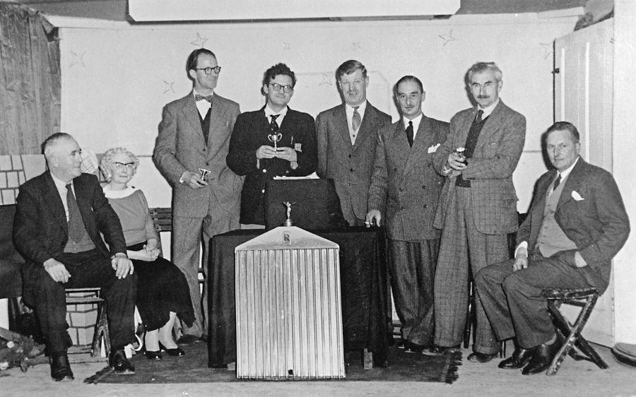 RREC Committee, 1957