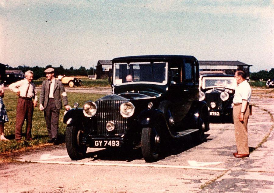 RS Kidlington driving tests, 1959