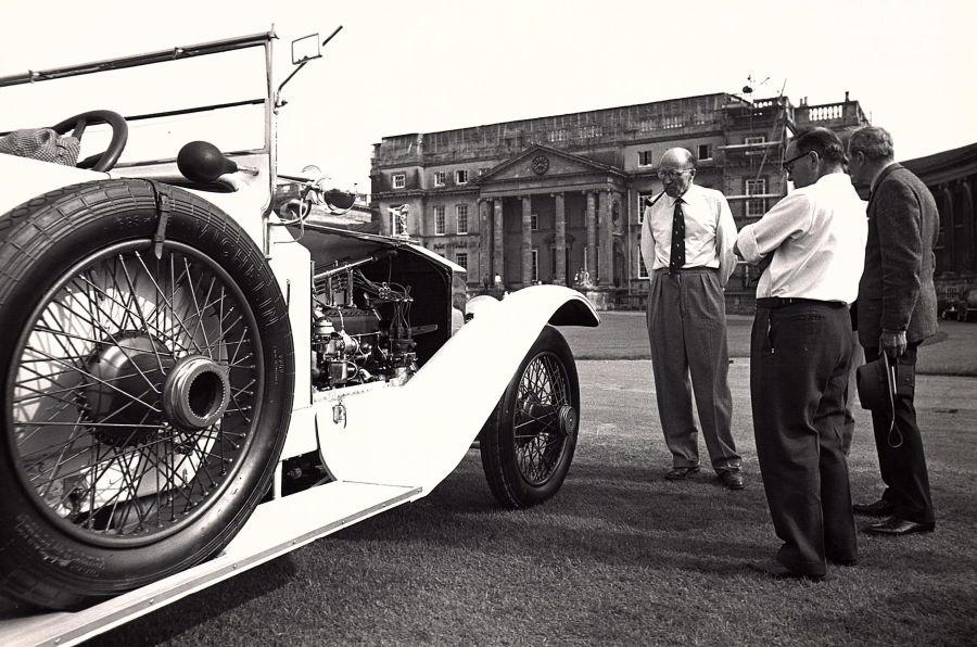 Ralph Symons, 1958