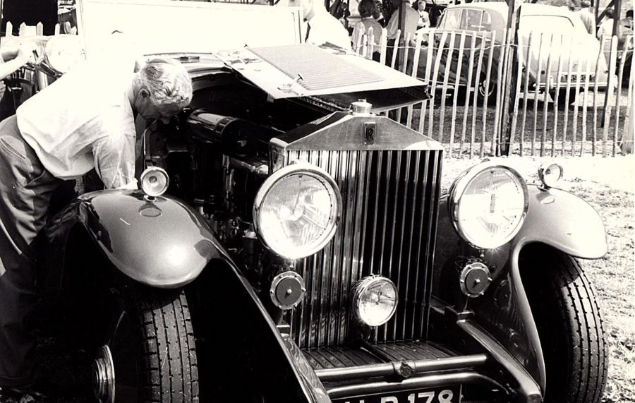 1960 - Blenheim Palace Winner - 1933 Phantom II