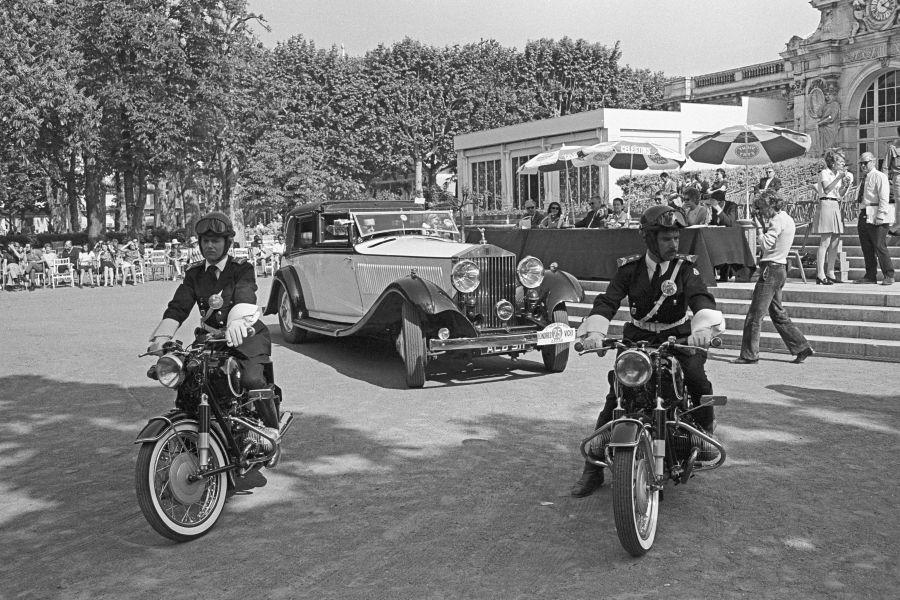 1970 - Vichy Tour