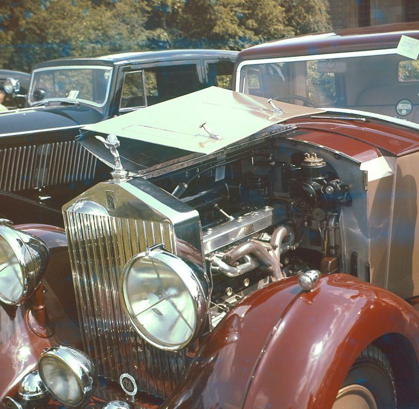 1960 - Blenheim Palace 20/25