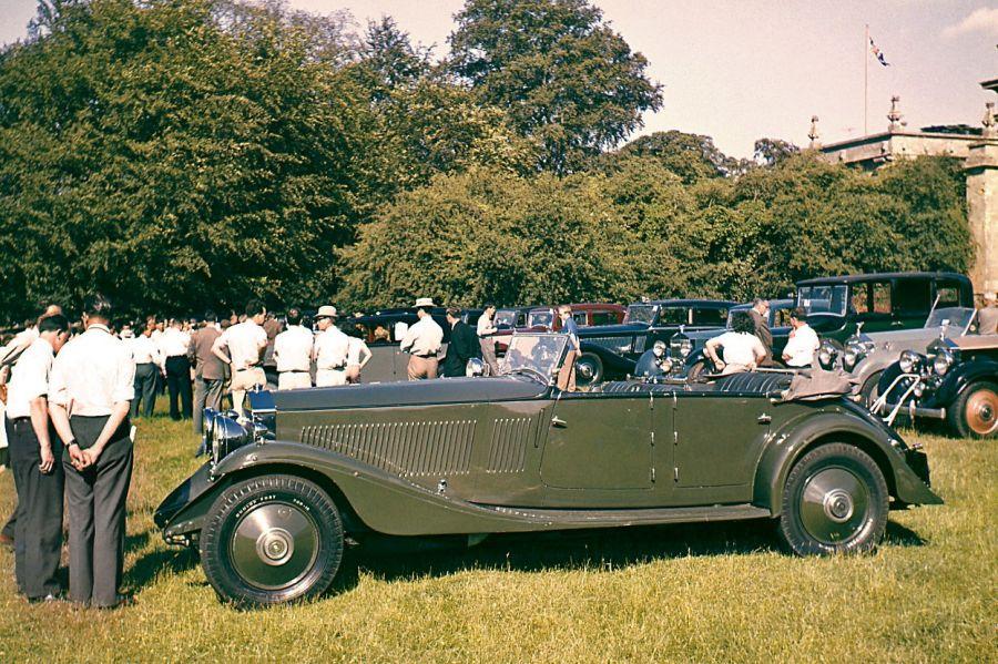 1960 - Blenheim Palace
