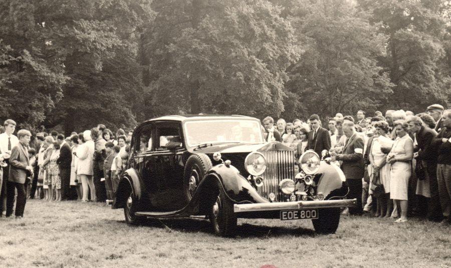 1965 - Blenheim Palace