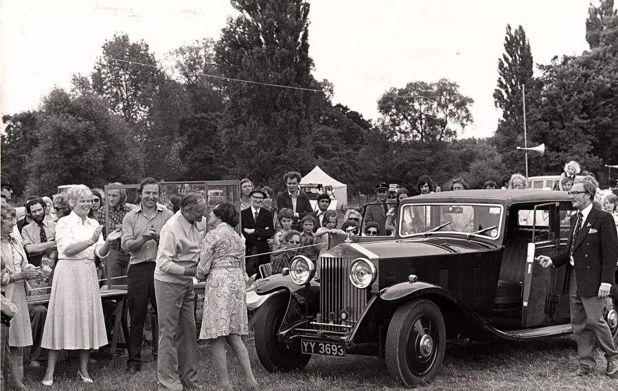 1975 - Englefield Annual Rally