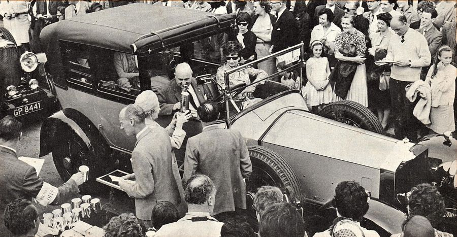 1964 - Goodwood Best Silver Ghost