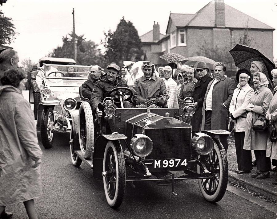 1976 - TT Run