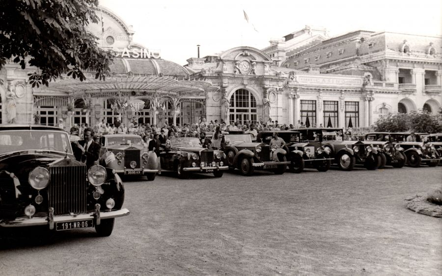 1969 - London to Vichy Rally