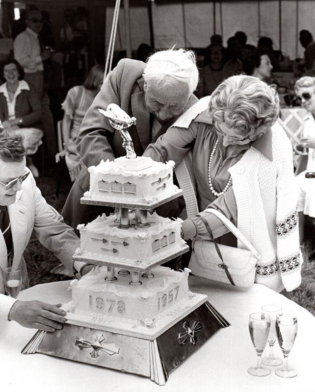 1978 - RREC 21st Anniversary Party, Yarnton