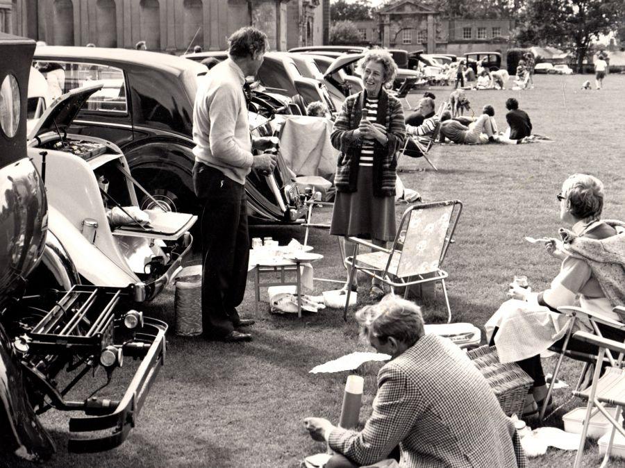 1977 - Stowe School