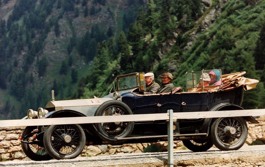 1993 - Alpine Rally