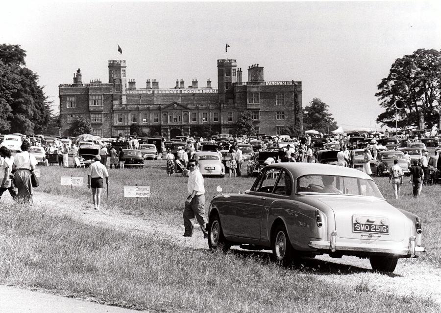 1992 - Castle Ashby
