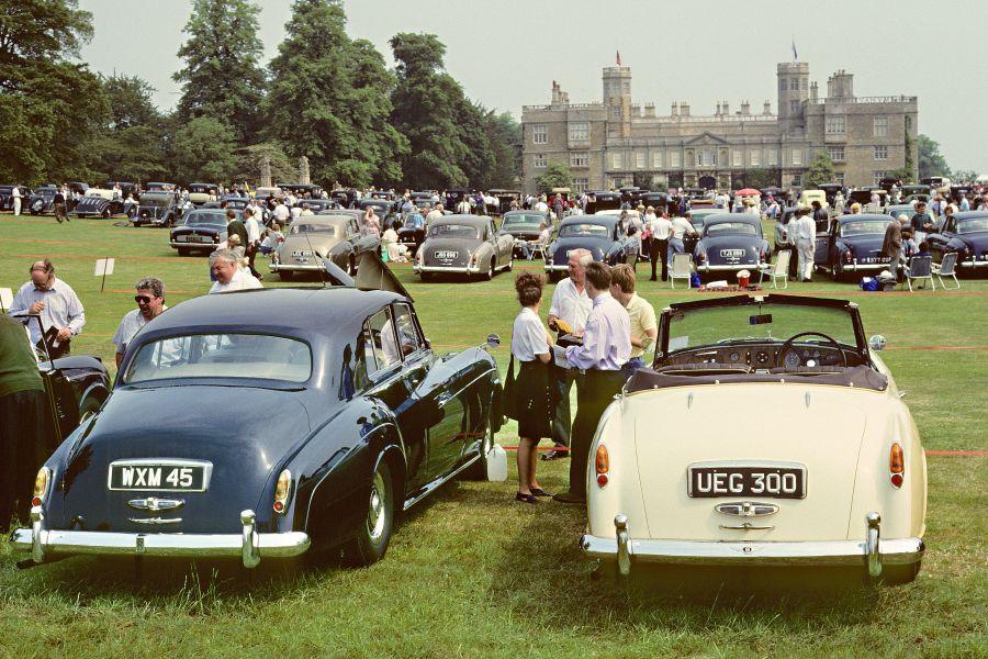 1990 - Castle Ashby