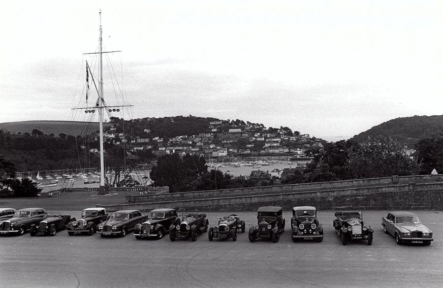1986 - Dartmouth Royal Naval College