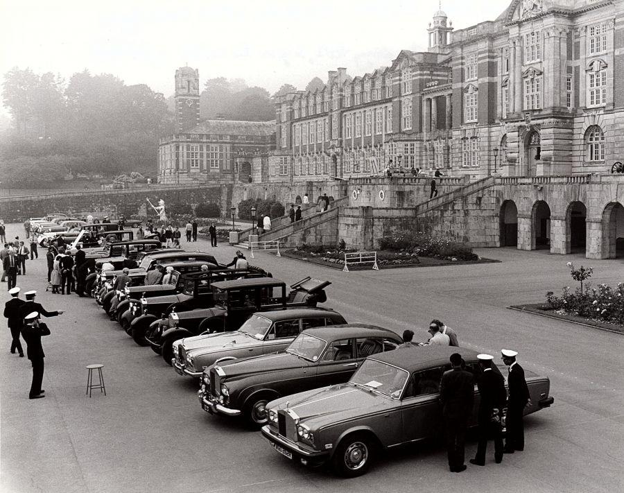 1985 - Dartmouth Royal Naval College