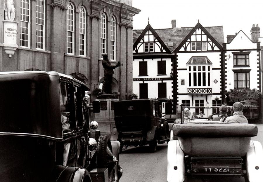 1996 - Ghosting through Wales