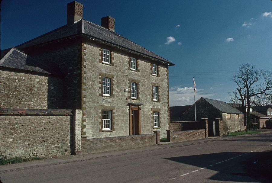 1988 - The Hunt House, Paulerspury