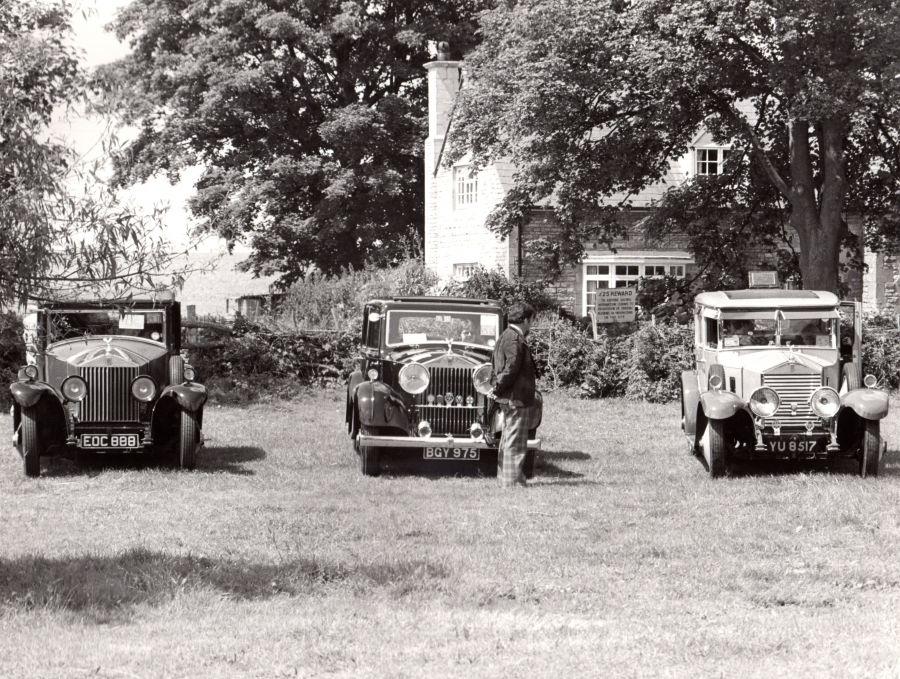 1980 - Main Rally in Yarnton