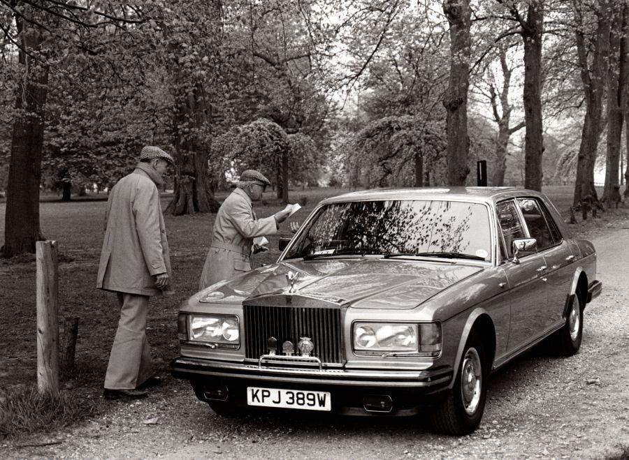 1985 - Polesden Lacey