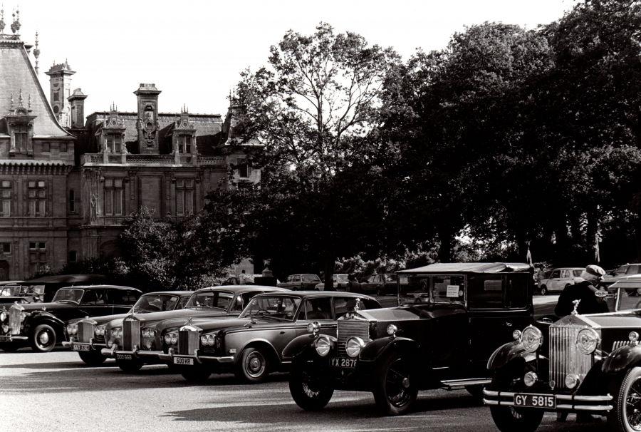 1985 - Waddesdon Manor