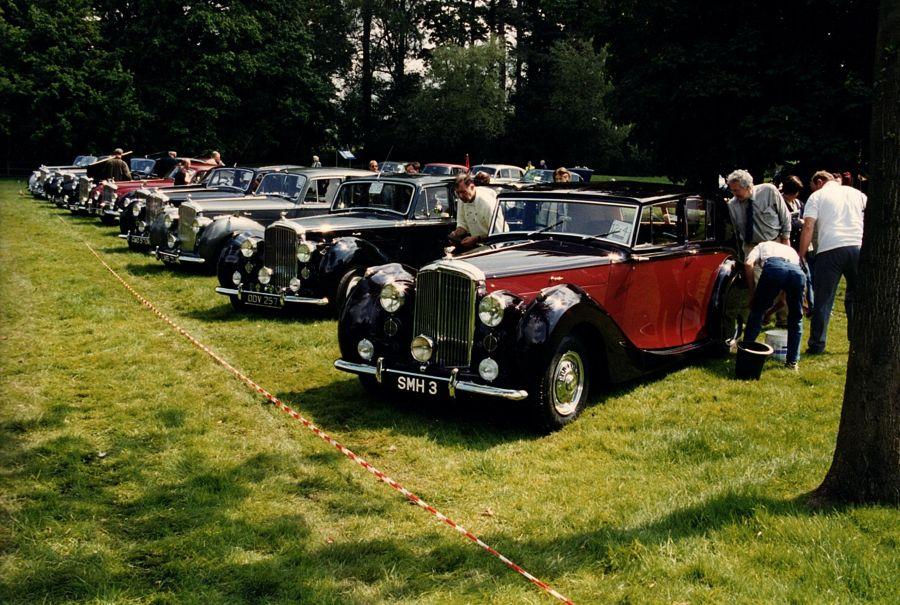 1999 - Cottesbrooke Park