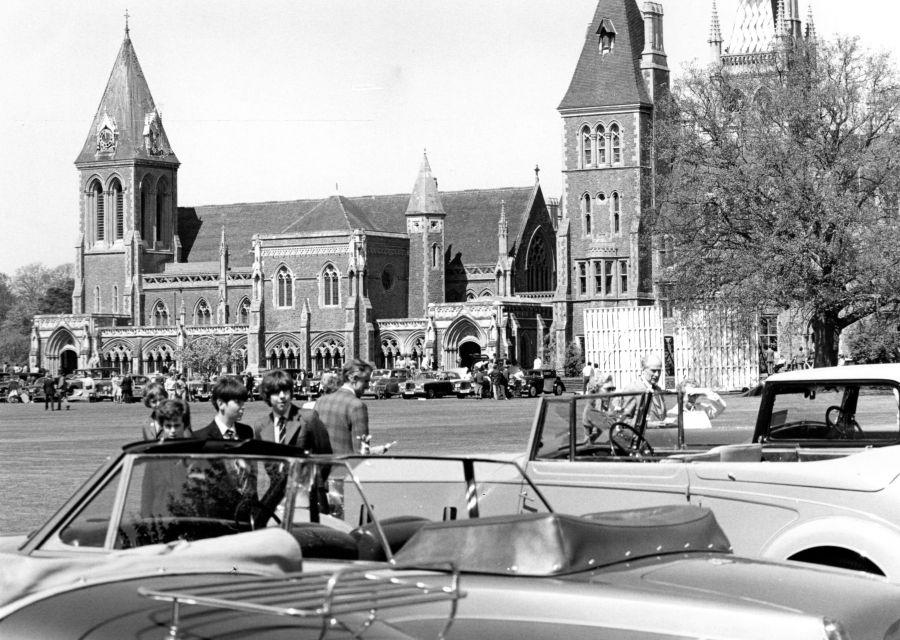 1980 - Charterhouse School