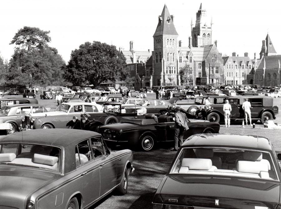 1989 - Charterhouse School