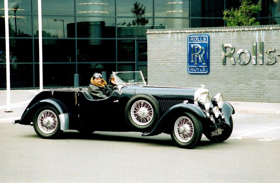2003 - Derby Bentley 70th Anniversary