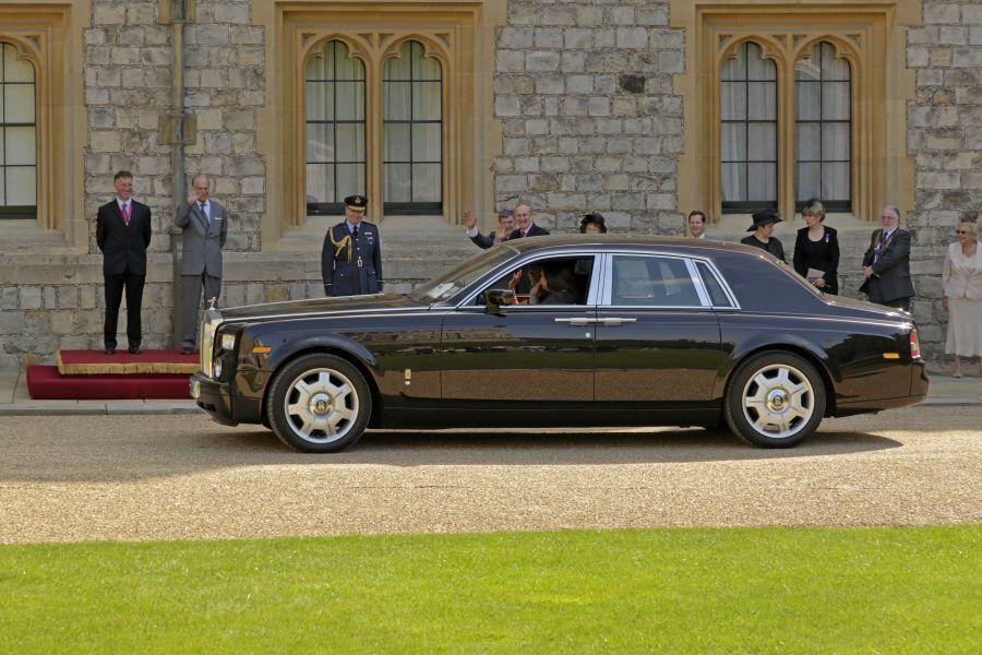 2011 - Duke of Edinburgh's 90th Birthday Parade, Windsor Castle