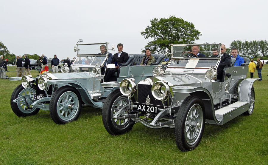 2013 - Annual Rally at Rockingham Castle
