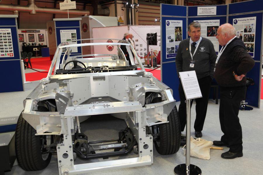 2013 - NEC Classic Motor Show
