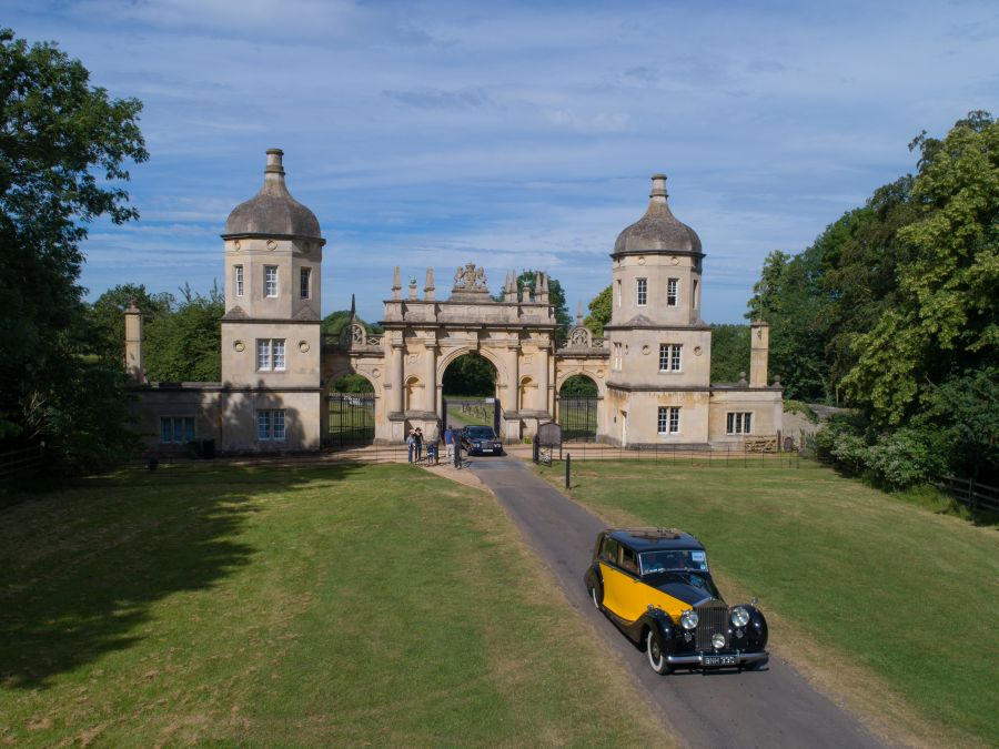 2019 - Annual Rally at Burghley House