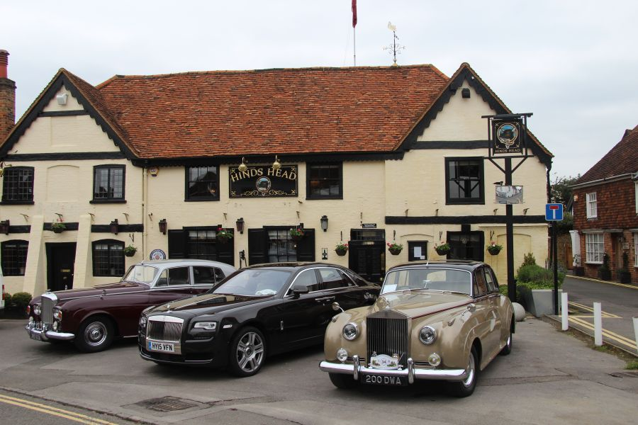 2015 - Silver Cloud 60th Anniversary Weekend in Bray