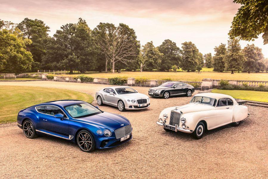 70 Years of Bentley Design 9