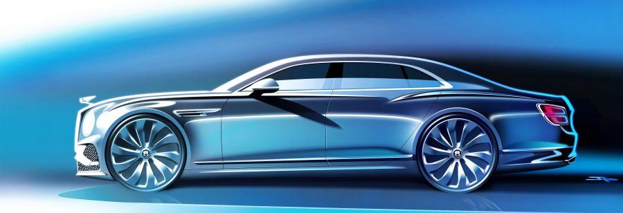70 years of Bentley Design 10
