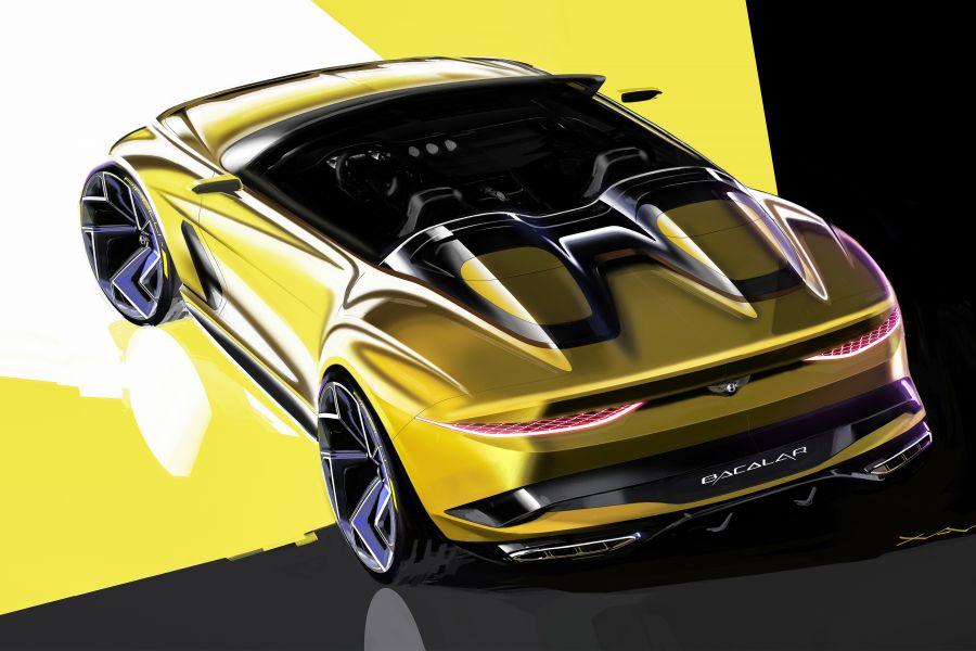 70 years of Bentley Design 15