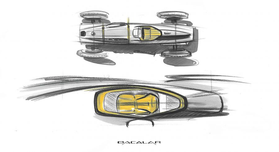 70 years of Bentley Design 17