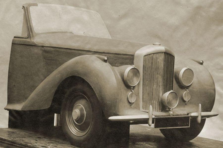 70 years of Bentley Design 2