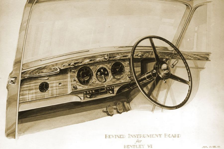 70 years of Bentley Design 3