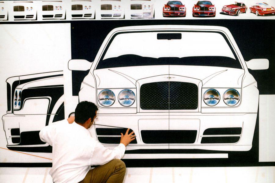 70 years of Bentley Design 4