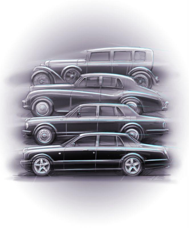 70 years of Bentley Design 5