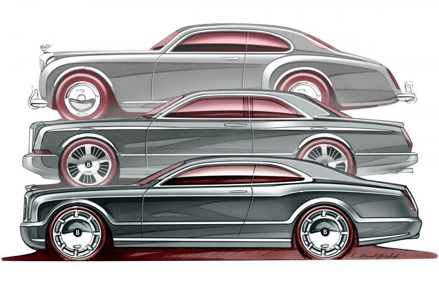 70 years of Bentley Design 7