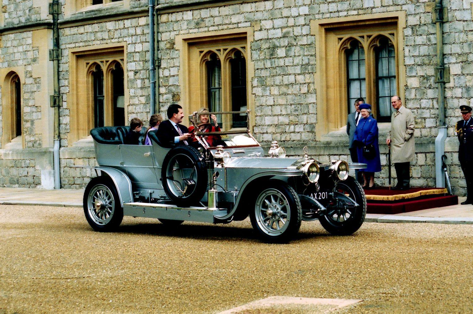 2002 - Golden Jubilee at Windsor Castle