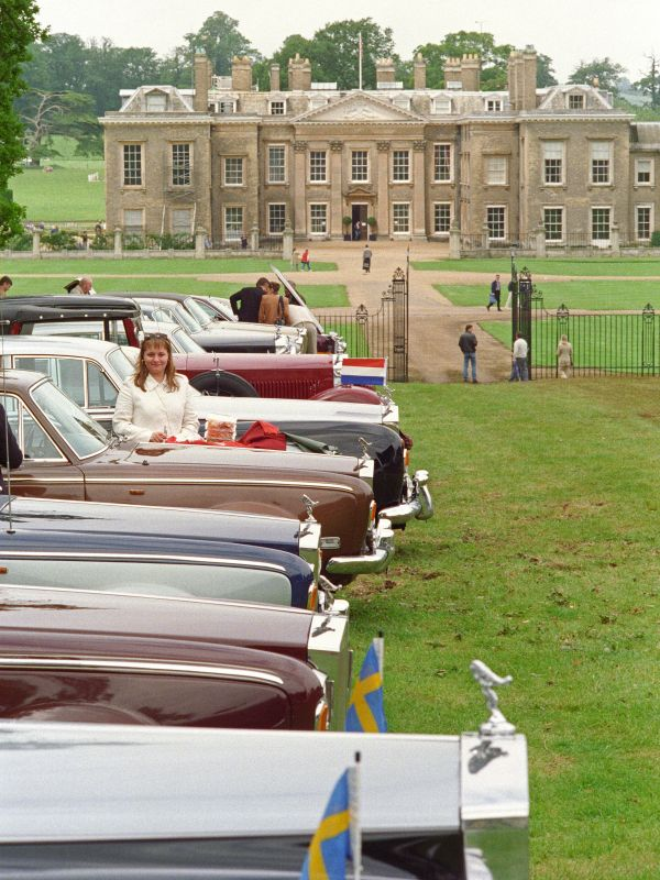 1997 - Annual Rally at Althorp