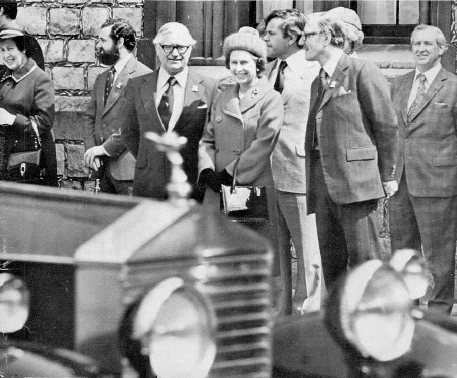 1977 - Silver Jubilee at Windsor Castle