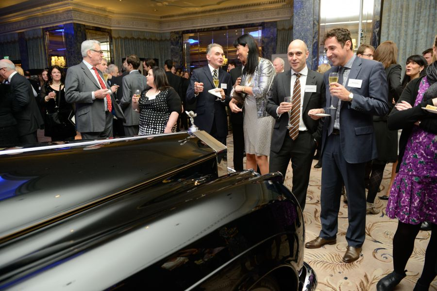 2012 - RREC Year Book Launch at The Dorchester, London
