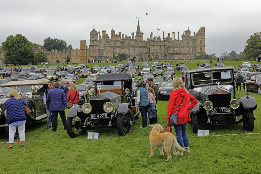 2021 - Members' Day at Burghley House