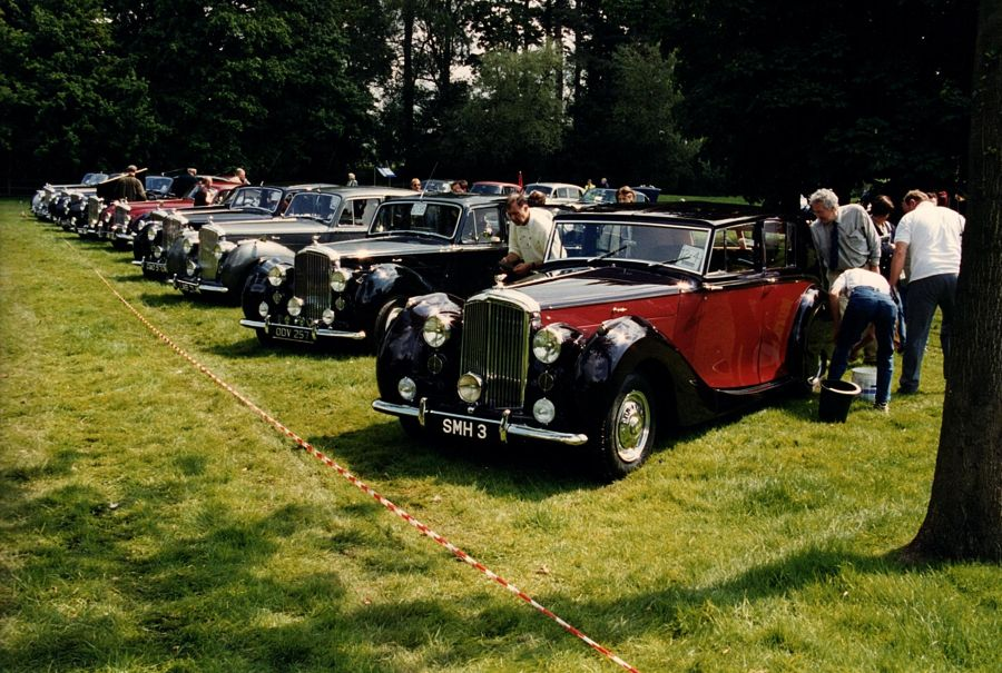 1999 - Annual Rally at Cottesbrooke Park
